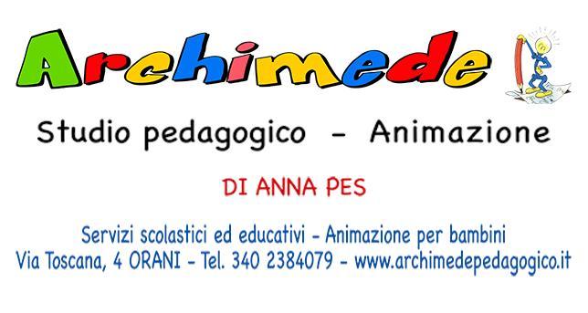logo Archimede - Animazione