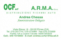 logo ARMA Ricambi Auto