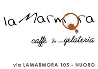 logo LAMARMORA caffé