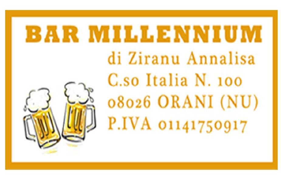 logo Bar Millennium