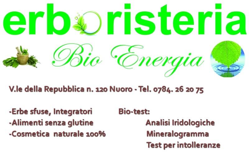 logo Erboristeria Bio Energia