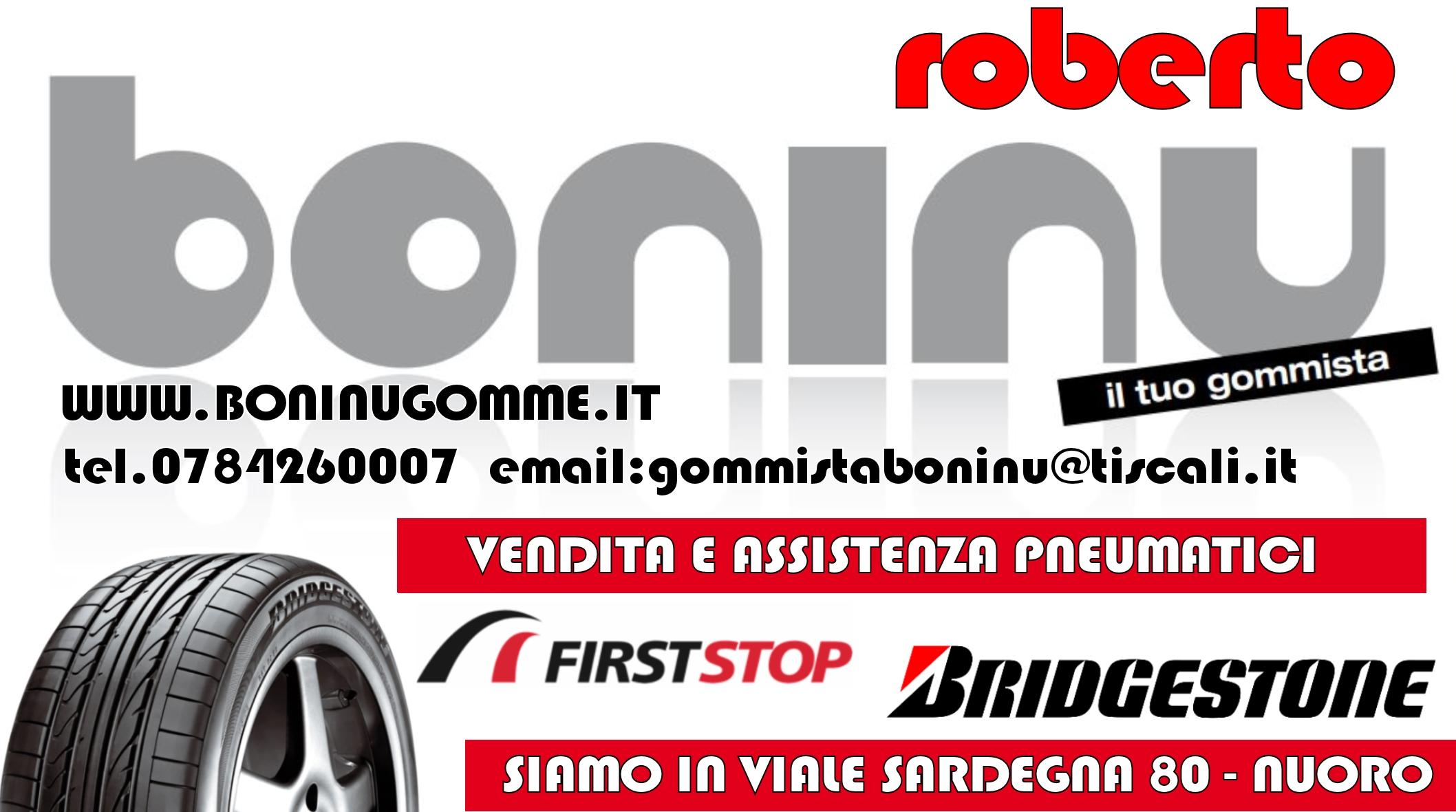 logo Boninu gomme