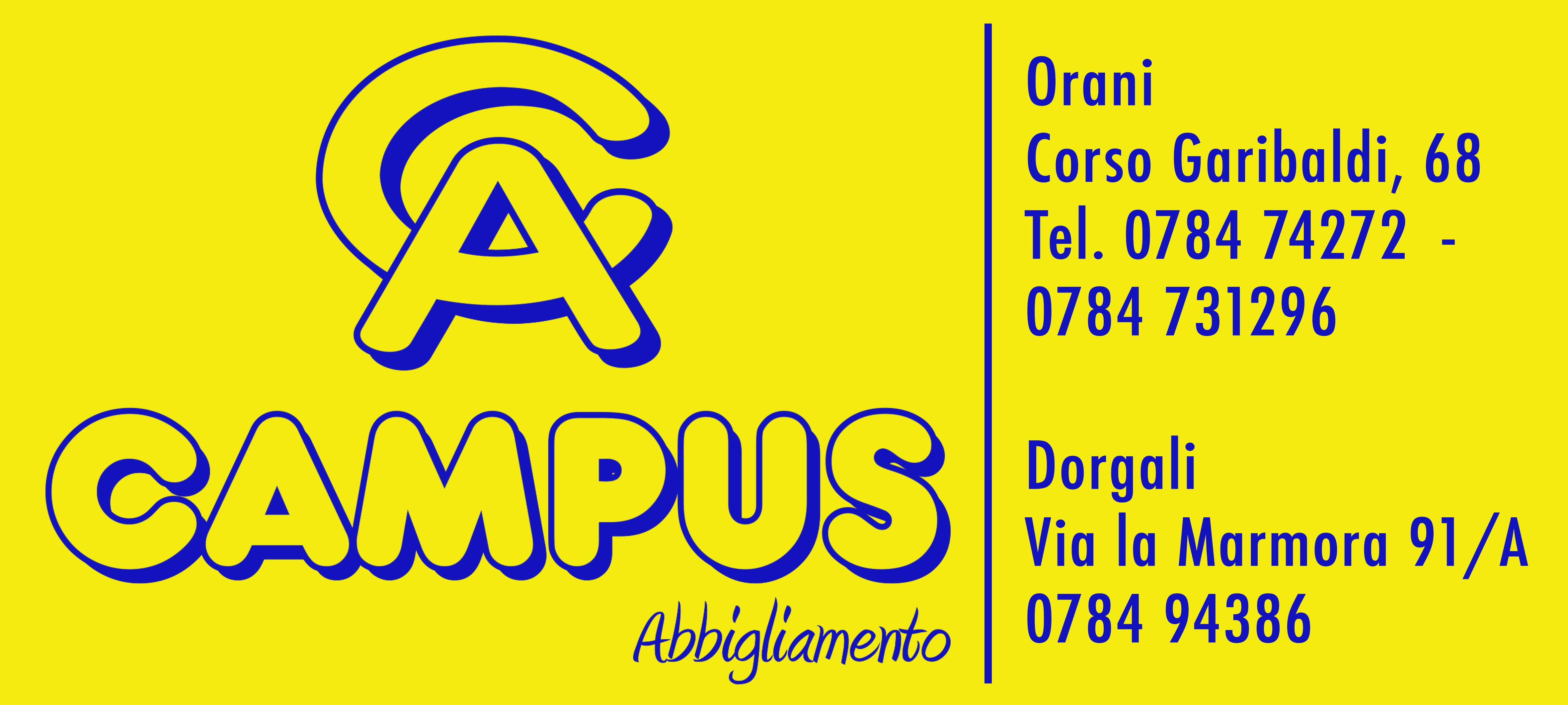 logo Campus abbigliamento