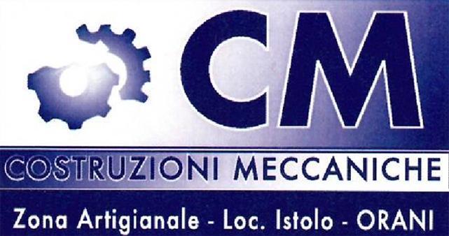 logo CM Costruzioni meccaniche