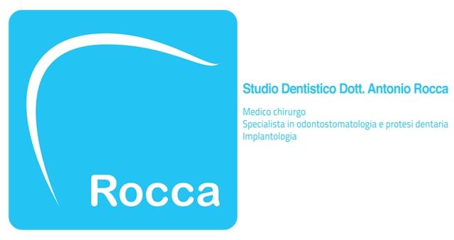 logo Studio dentistico Dott. Antonio Rocca