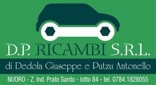 logo D.P. Ricambi