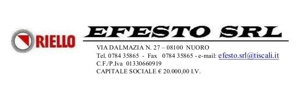 logo Efesto Srl
