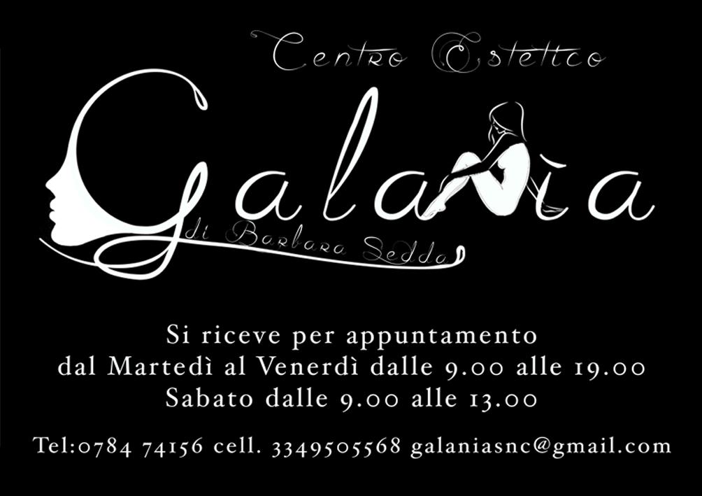 logo Centro Estetico Galania