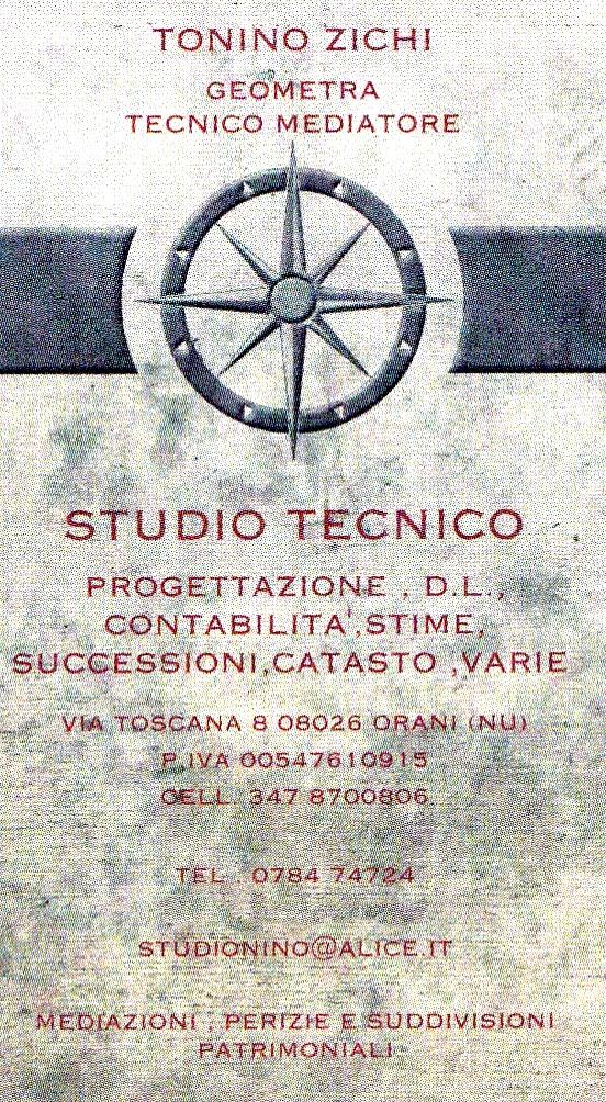 logo Zichi Geometra
