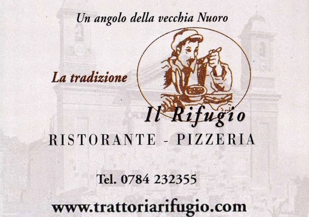 logo Ristorante pizzeria Il Rifugio