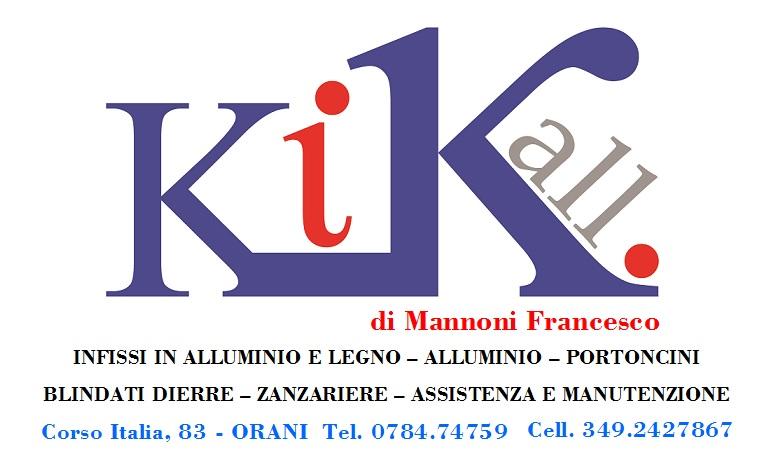 logo Kik Kall Infissi