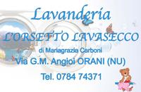 logo Lavanderia L'orsetto lavasecco