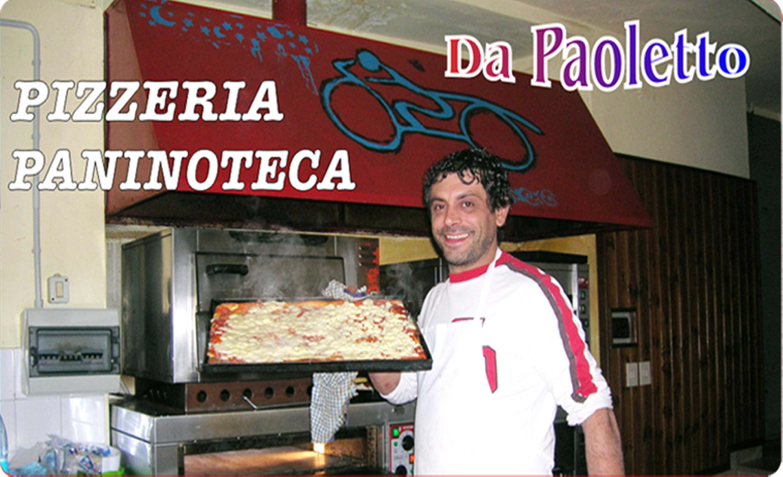 logo Pizzeria Da Paoletto