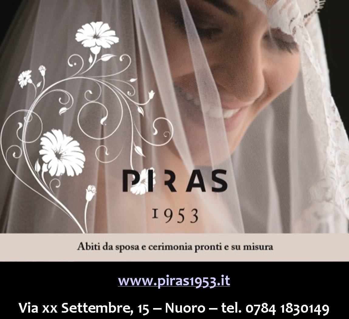 logo Piras Sartoria 1953