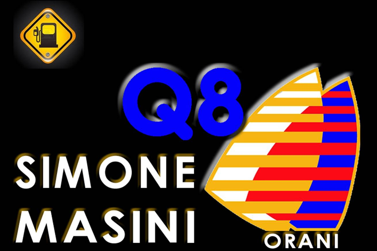 logo Carburanti Q8 di Simone Masini