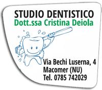 logo Studio Dentistico Deiola