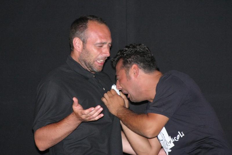 album Skabaretch Gianni Putzu e Carlo Paletta